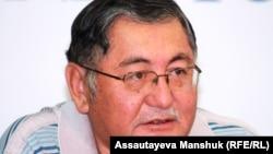 Рысбек Сарсенбай, главный редактор газеты «Жас Алаш».