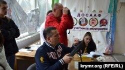 У Ялті бюджетники здавали норми «ГТО» разом з головою адміністрації Олексієм Челпановим, архівне фото