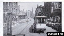 Дрезден е имал развита трамвайна мрежа.