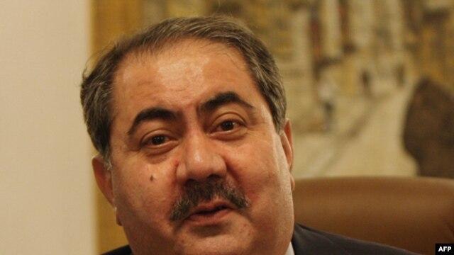 "Iraqi Foreign Minister Hoshyar Zebari: ""Iraq has passed the test."""