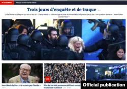 Le Monde online