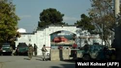آرشیف، سفارت پاکستان در کابل