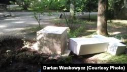 17 серпня невідомі пошкодили могилу Степана Бандери у Мюнхені