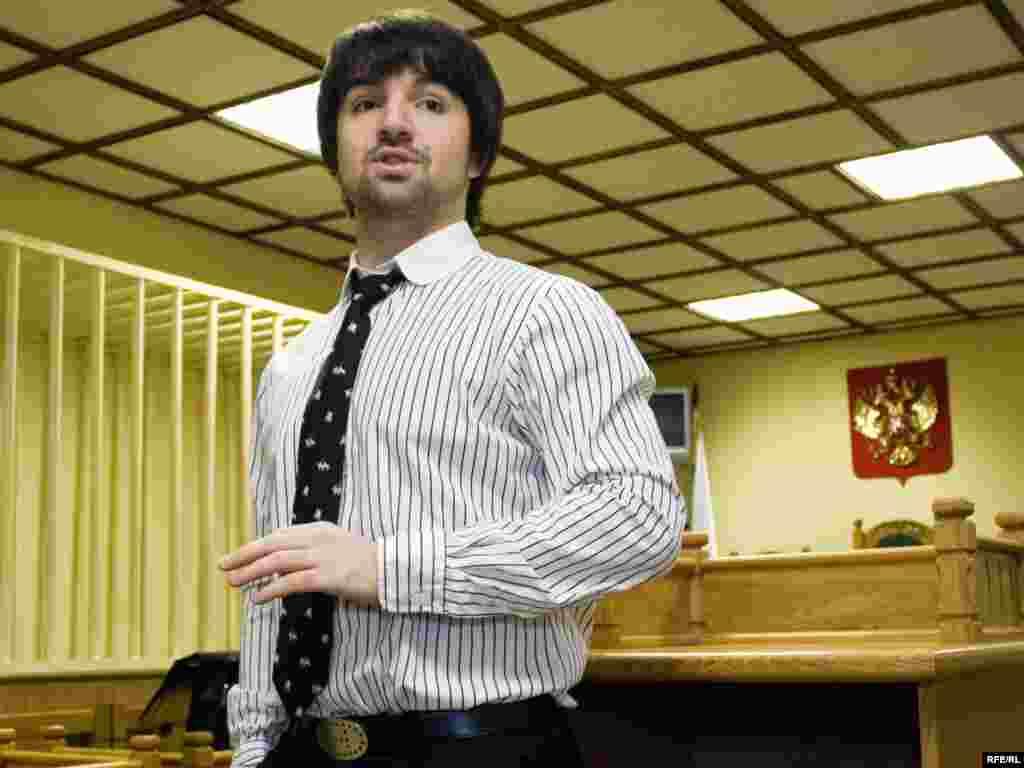 Адвокат Мурад Мусаев