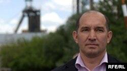Председатель профсоюза угольщиков «Коргау» Марат Миргоязов.