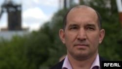 Председатель профсоюза угольщиков «Коргау» Марат Миргаязов.