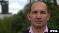 «Қорғау» көміршілер кәсіподағының төрағасы Марат Миргоязов.