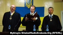 Transparency International says judges in Ukraine should be elected through open competition.