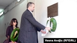 Sećanje na Slavka Ćuruviju, 11. april 2013.