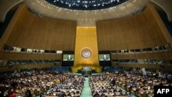 All members of the UN Security council were in favor of the U.S.-drafted proposal. (file photo)