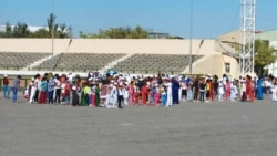 Aşgabatda Garaşsyzlyk gününe taýýarlyk çäreleri başlandy