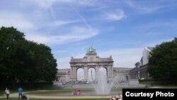Parcul Cinquantenaire din Bruxelles