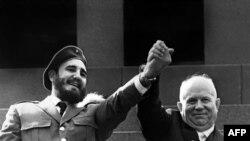 Аз оғоз то охири Фидел Кастро дар аксҳо