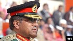 General Pervez Mušaraf kao predsednik 2007. godine