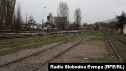 Железничка станица Битола.