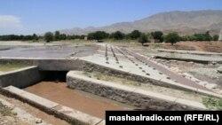 Канали даҳкилометра дар Афғонистон, ки бо кумаки байналмилалӣ сохта шудааст