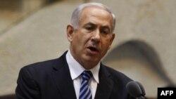 Биньямин Нетаньяху, премьер-министр Израиля. 18 марта 2013 года.