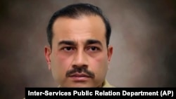 Newly appointed chief of Pakistan's Inter-Services Intelligence (ISI) spy service Asim Munir