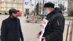Дагестан: кумыкский активист вышел на пикет