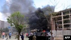 Eksplozija u Midjatu, Turska