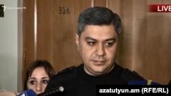Директор Службы национальной безопасности Артур Ванецян