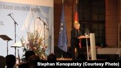 Roland Jahn (Foto: Stephan Konopatzky)