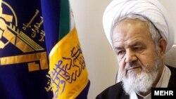 علی سعيدی، نماينده ولی فقيه در سپاه پاسداران