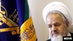 علی سعيدی، نماينده رهبر جمهوری اسلامی در سپاه پاسداران،