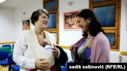 Svi imaju riječi hvale za doktoricu Fatimu Dautbašić – Klempić (na slici desno)