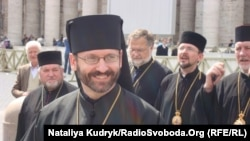 Новообраний глава УГКЦ владика Святослав