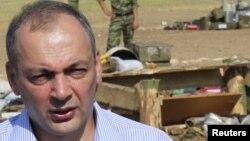 Daghestani leader Magomedsalam Magomedov