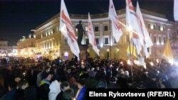 Одесса. Вечер скорби 21 февраля 2015 года