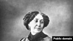 Французская писательница Жорж Санд — фр. George Sand, настоящее имя Amandine Aurore Lucile Dupin — Амандина Аврора Люсиль Дюпен; 1804—1876