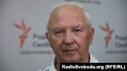 Александр Скипальский в офисе украинской службы Радио Свобода, июнь 2017 года