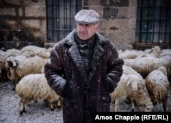 Armenian sheep dealer Samvel Melkonian