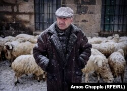 Armenian sheep dealer Samvel Melkonian