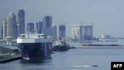 Pamje nga Doha, kryeqyteti i Katarit