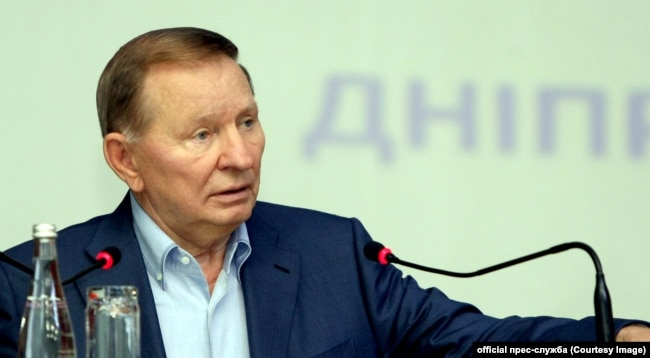 Леонід Кучма, президент України (в 1994-2005 роках)