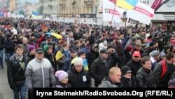 Киевдеги демонстрация, 1-декабрь, 2013.