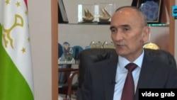 Мухаммадюсуф Имомзода