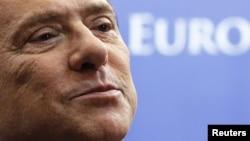 Италияның бұрынғы премьер-министрі Сильвио Берлускони.