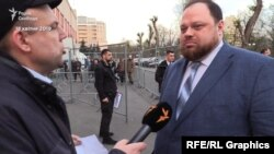 Руслан Стефанчук пояснив представлення команди Зеленського на «1+1» доступністю ресурсу