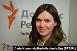 Яніна Соколова на Радіо Свобода. Київ, 1 травня 2019 року
