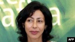 یاسمینا رضا با نمایشنامه «هنر» به شهرت جهانی رسید(عکس:AFP)