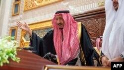Salman bin Abdulaziz, arhivska fotografija