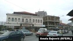 Gradnja objekta pored zgrade Fakulteta za islamske studije, Novi Pazar
