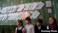 Казанның 2нче гимназиясендә, Элисон Шуман фотосы