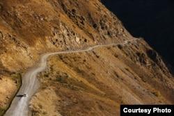 Дорога в Бадахшане