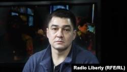 Сергей Давидис, один из лидеров оппозиционной Партии 5 декабря.