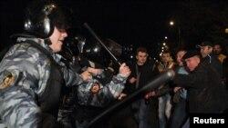 Беспорядки в Бирюлеве